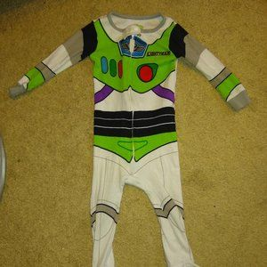 Buzz Lightyear Stretch Costume 12 - 18 Months